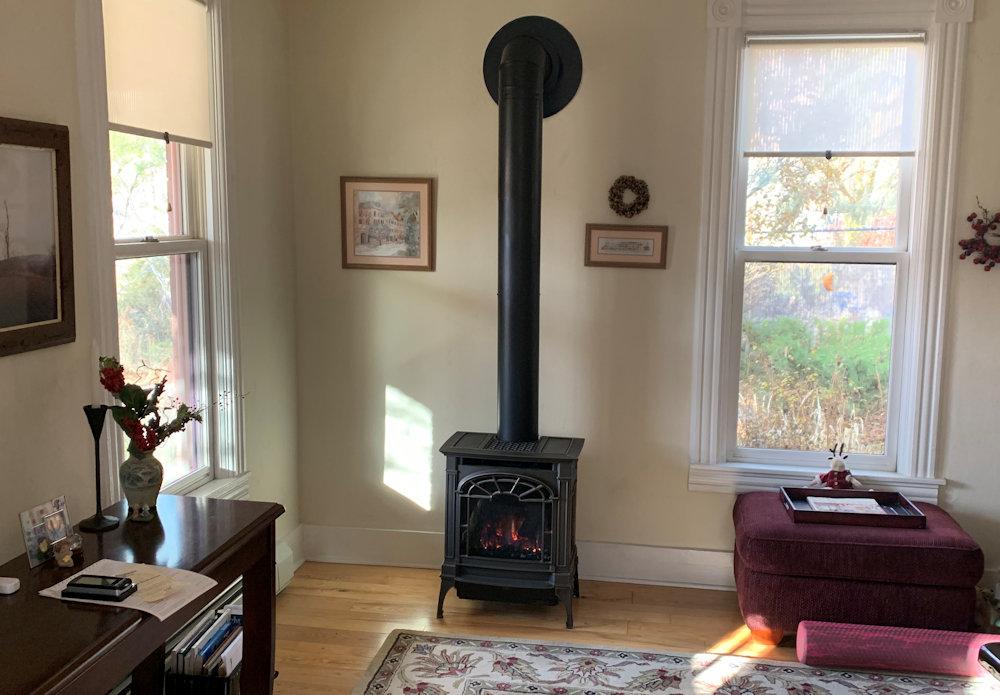 standalone-stove